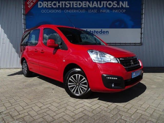 Peugeot Partner Electric | ROS finance