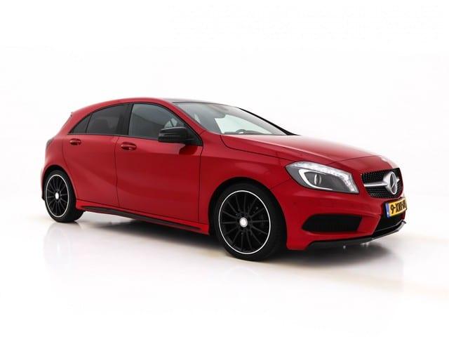 Mercedes Benz A Klasse | ROS finance