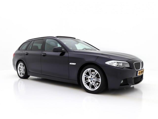 BMW 5-klasse | ROS finance