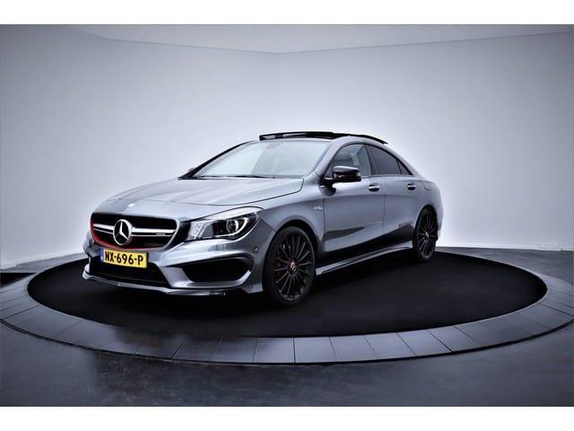 Mercedes-Benz CLA | ROS finance