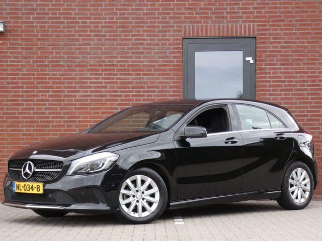 Mercedes-Benz A klasse | ROS finance