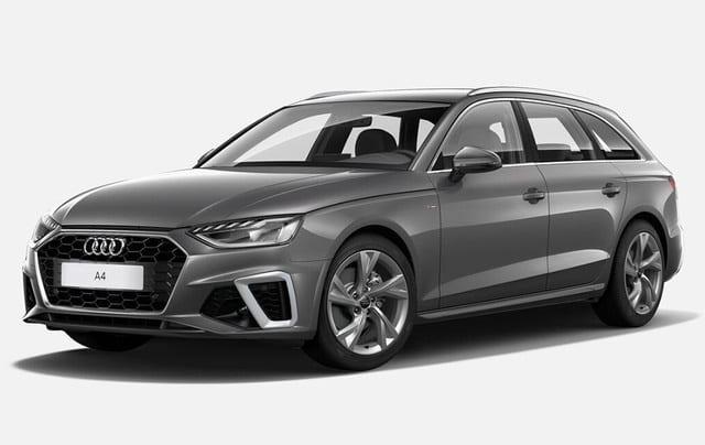 Audi A4   ROS finance