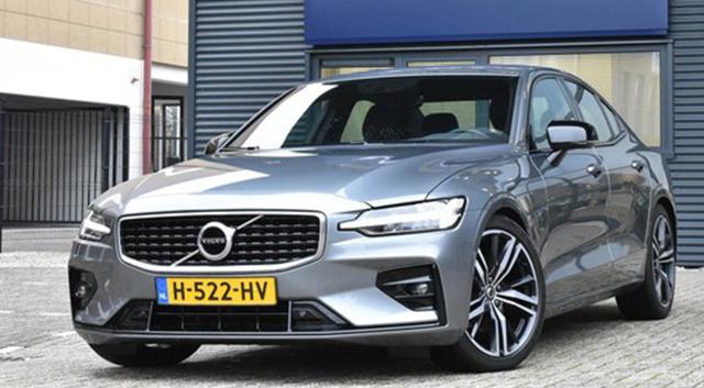 Volvo S60 | ROS finance