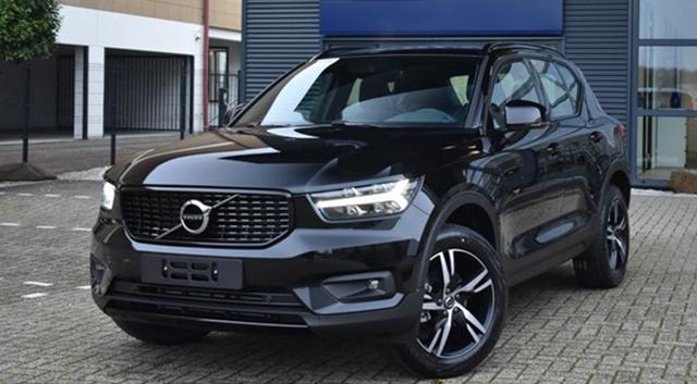 Volvo XC40 | ROS finance