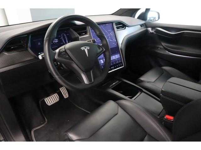 Tesla Binnenkant | ROS finance